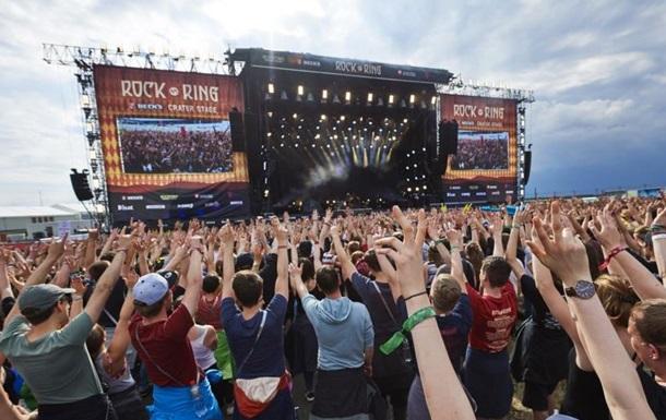 У Німеччині відновили фестиваль Rock am Ring після перевірки на теракт