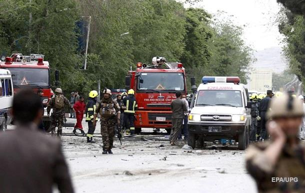 Вибух на похоронах у Кабулі: 18 жертв