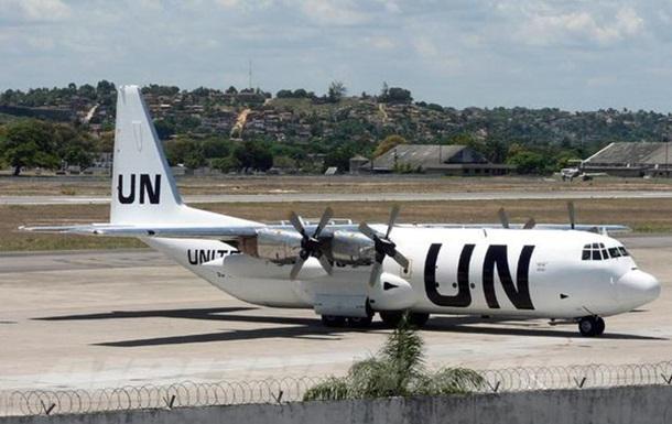 В Сомали аварийную посадку совершил самолет ООН