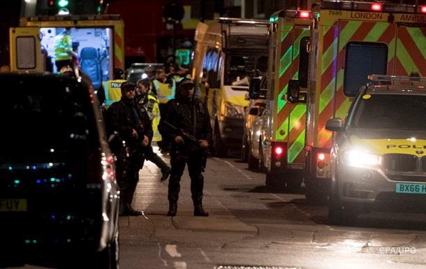 Полиция: при атаках в Лондоне погибли два человека