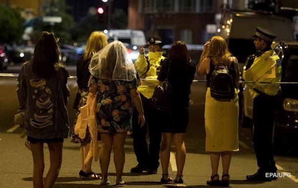 Нападения в Лондоне: в больницы доставлены 20 человек
