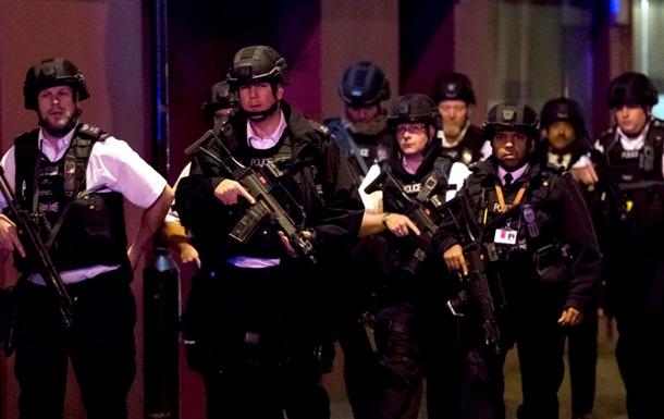 Поліція шукає одного з підозрюваних у вчиненні теракту в Лондоні