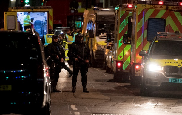 Теракт у Лондоні: українців серед постраждалих немає