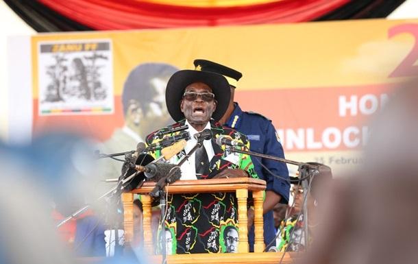 93-річний президент Зімбабве зібрався на ще один термін