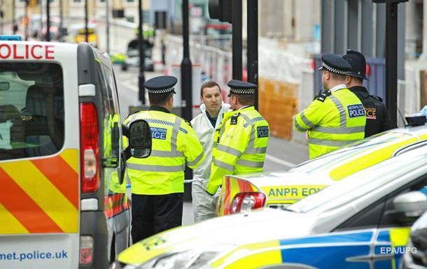 У Лондоні проходить масштабна спецоперація