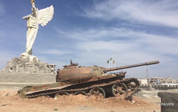 Армія Сирії розбила найбільший оплот бойовиків ІДІЛ