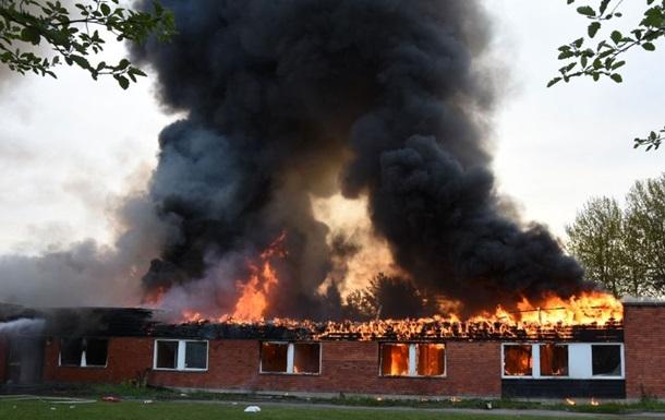 В Швеции горел приют для беженцев, возможен поджог
