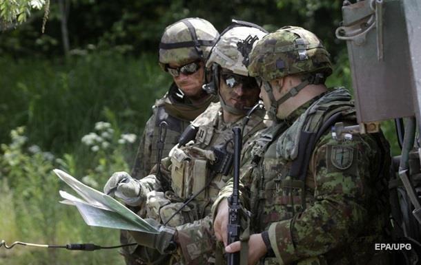 В Естонії стартують військові навчання НАТО