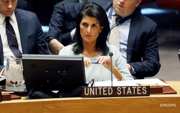Постпред США при ООН: Санкції проти РФ збережуться