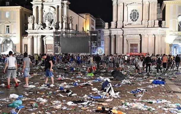 Давку в Турине вызвал розыгрыш подростков – СМИ