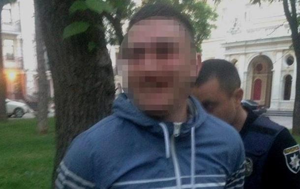 В Одесі під час перестрілки постраждала жінка