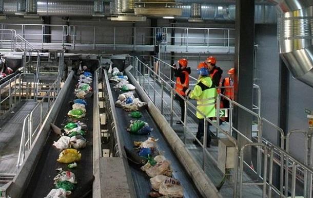 На Львівщині побудують чотири сміттєпереробних заводи