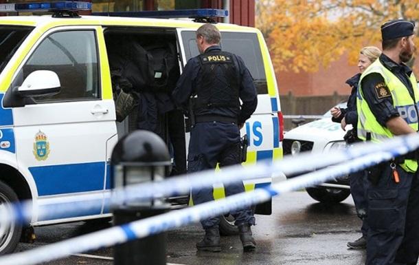 В Стокгольме напали на полицейский патруль