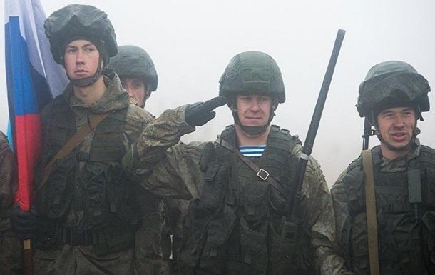 В Беларуси начались учения десантников Славянское братство