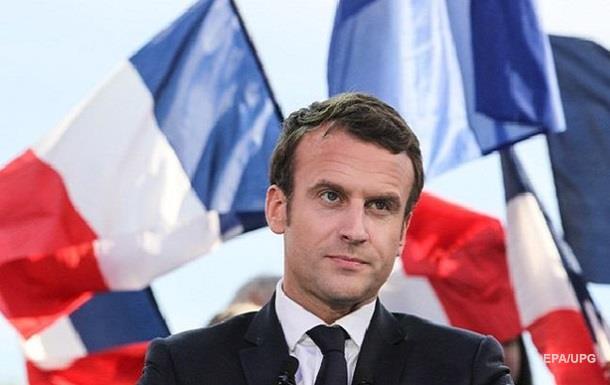 Партія Макрона лідирує напередодні виборів до парламенту Франції