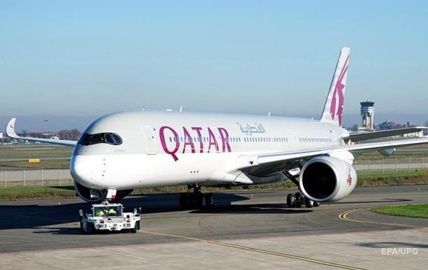 Авіалініям Катару закрили небо