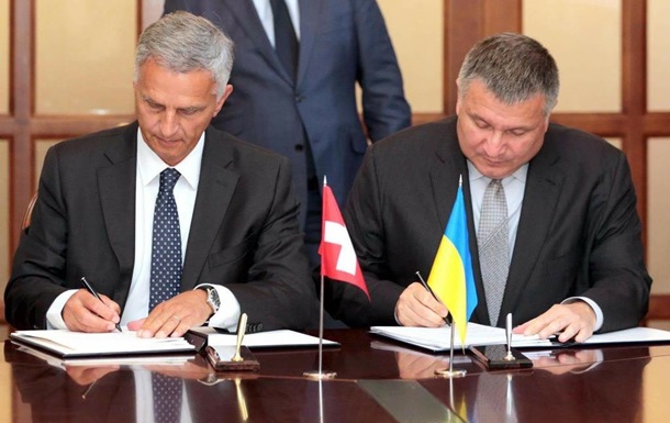 Украина получила безвиз со Швейцарией