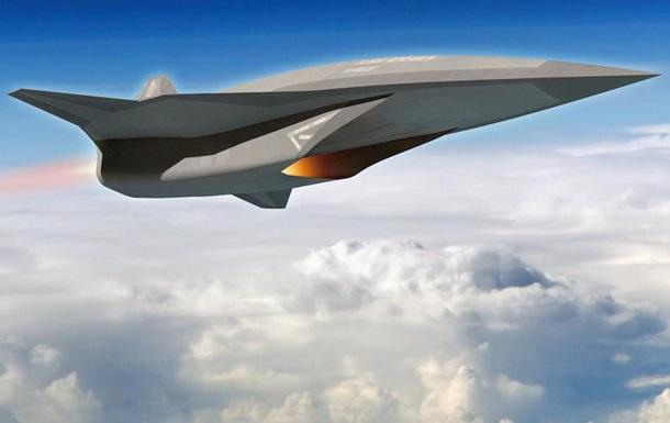 В США испытали гиперзвуковой беспилотник