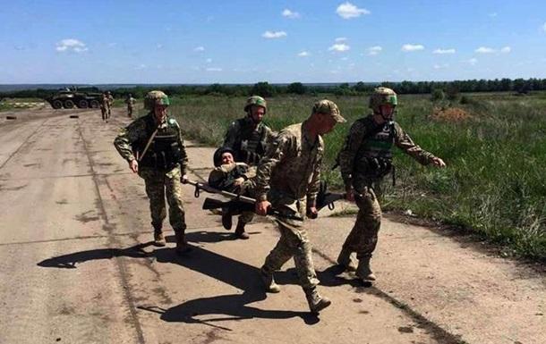 В зоне АТО десятки обстрелов и новые потери – штаб