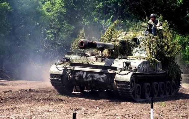 Доба в АТО: українські позиції обстріляли 71 раз