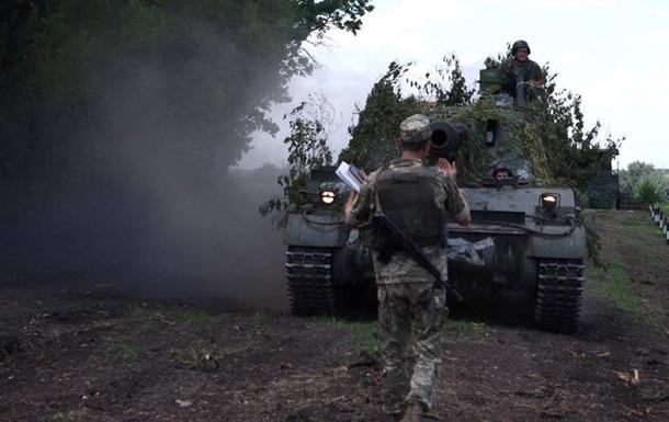 Жебривский: В районе Марьинки идут бои