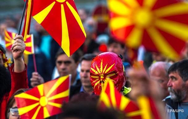 Македония готова сменить название ради членства в НАТО