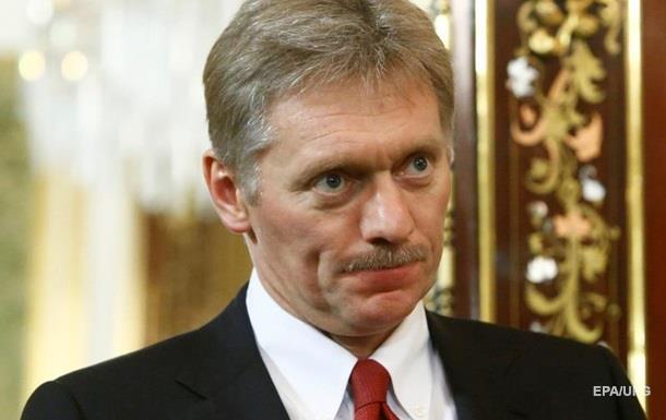 Кремль о курсе Украины в НАТО: Принимаем все меры