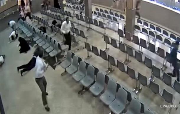 З явилося відео нападу в парламенті Тегерана
