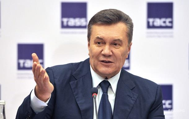 У Януковича отрицают миллиарды за границей