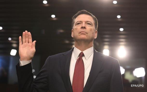 Екс-глава ФБР: Росія втручалася, Трамп бреше