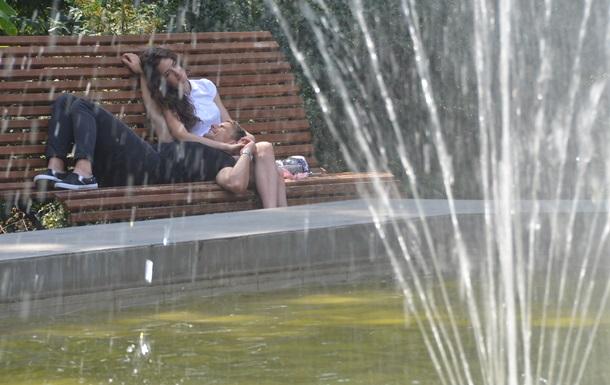 У Києві побито перший температурний рекорд літа