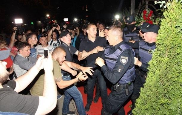 Бійка на концерті Білик в Одесі: відкрито два кримінальні провадження