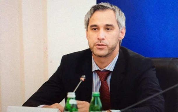 Член НАЗК Рябошапка подав у відставку