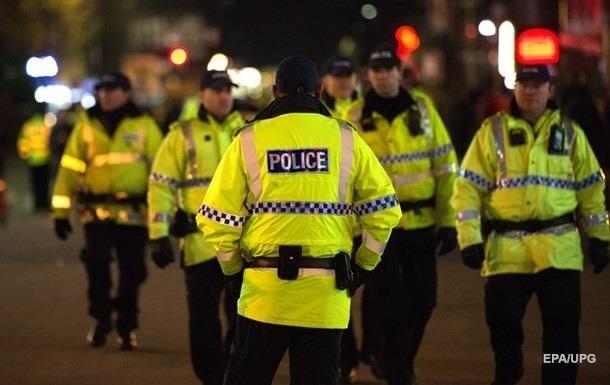 Полиция Лондона рассказала о содержимом грузовика террористов