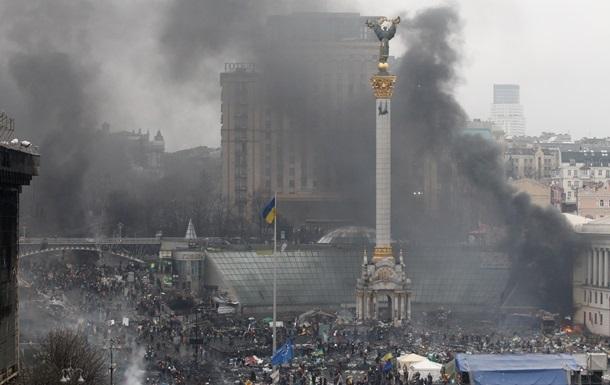 По Майдану стреляли с отеля Украина - активист