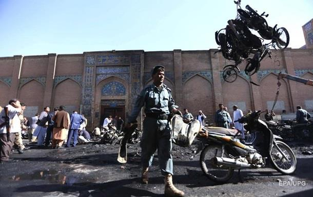 В Афганистане напали на мечеть: три человека погибли