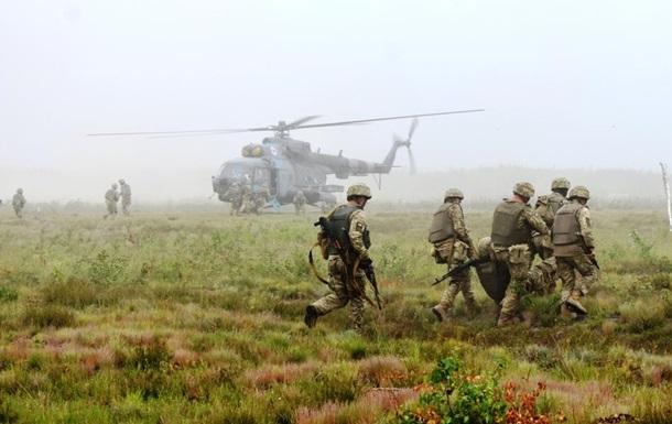 З початку доби в зоні АТО поранені двоє бійців - штаб