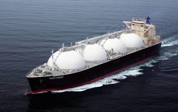 США почали регулярні поставки скрапленого газу до Європи