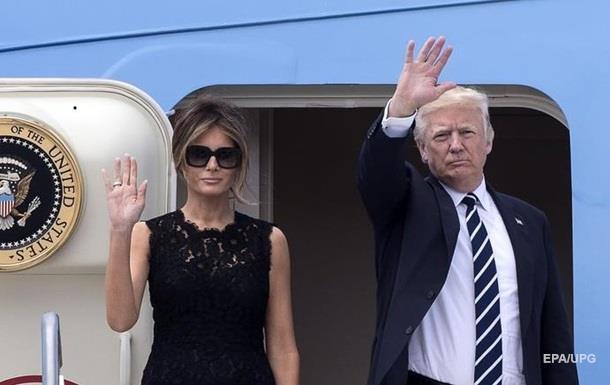 Британія і США спростували перенесення візиту Трампа