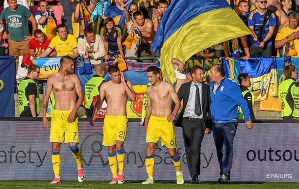 Україна в непростому матчі здолала Фінляндію