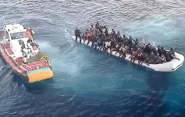 У Середземному морі врятували 1650 біженців