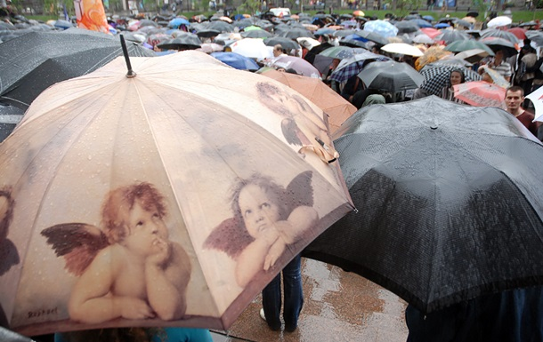 На Україну насуваються холоди і дощі