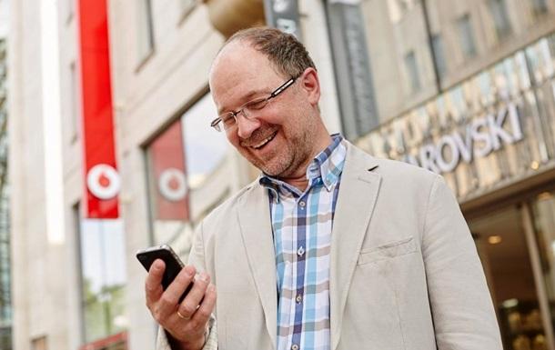 Vodafone в честь безвиза вдвое снизил цены на роуминг в Европе
