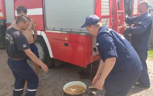 Донбассу грозит чрезвычайная ситуация из-за воды