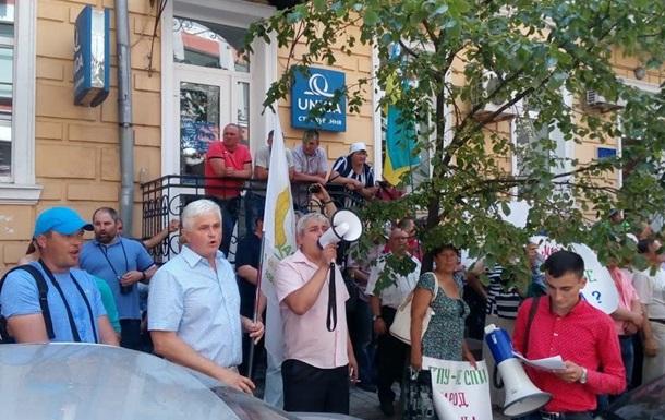 Министерство юстиции не слышит фермеров и выступает на стороне рейдеров - видео