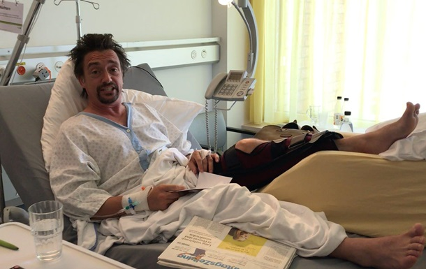 Экс-ведущий Top Gear попал в ужасную аварию