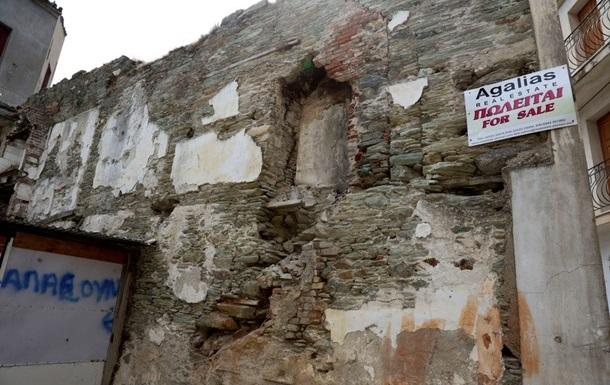 Землетрясение на Лесбосе: появилась первая жертва
