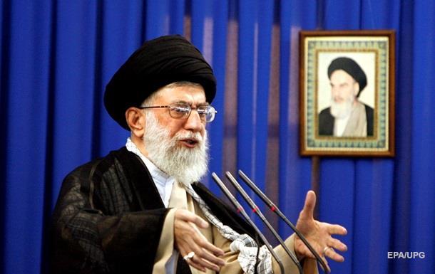 Духовний лідер Ірану: США – джерело в нестабільності на Близькому Сході