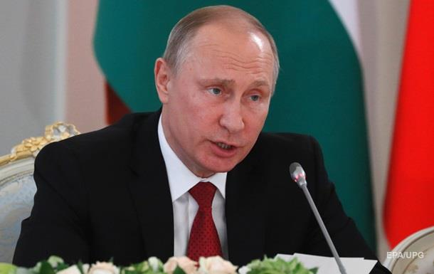 Путин: США используют террористов для раскачки ситуации в РФ