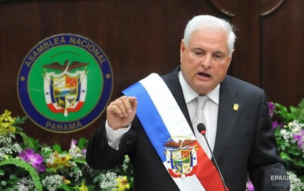 В США задержали экс-президента Панамы